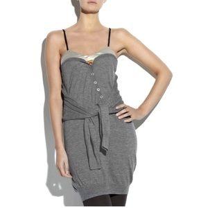 ✨3.1 Phillip Lim✨Cashmere Sequin Bralette Dress